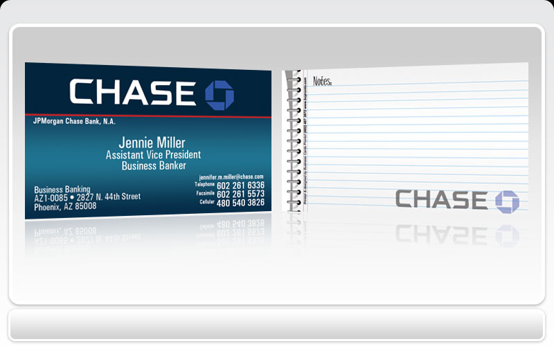 Business cards pronto chase for Chase business card customer service
