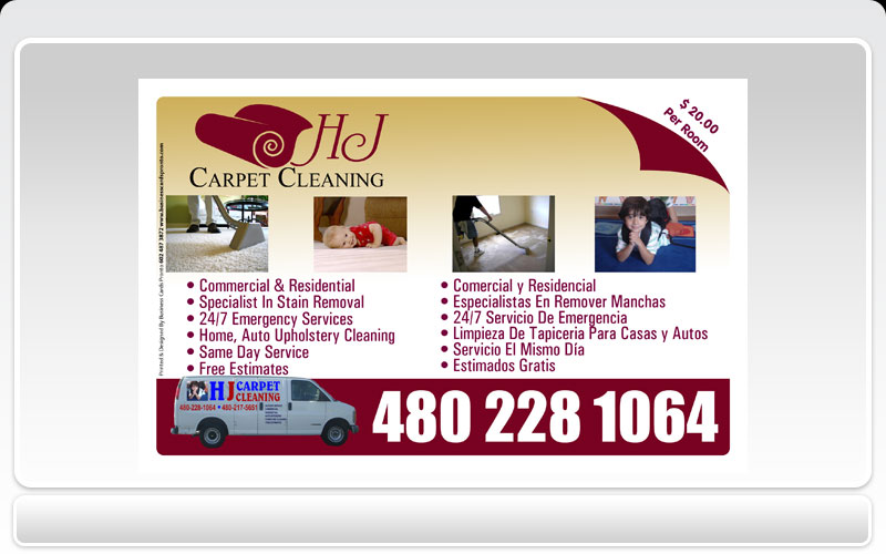 carpet cleaning flyers free templates