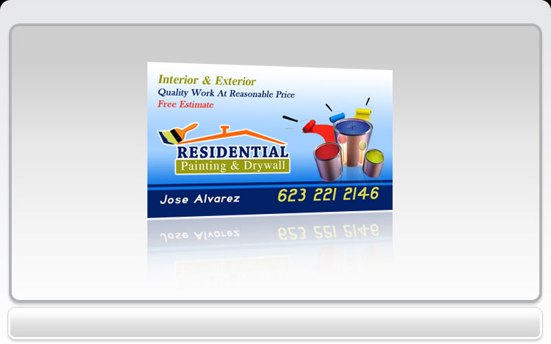 Business Cards Pronto! - The Alarm Guy